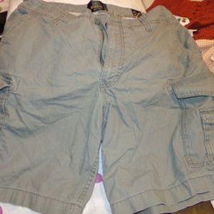 Redhead mens shorts